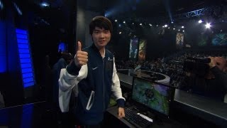 Recap: Worlds 2013 Group Stage D3