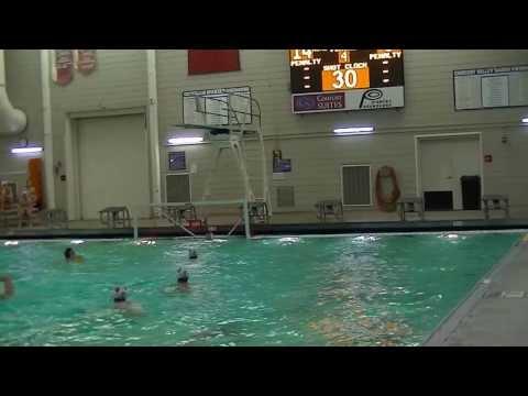 No Look Water Polo Penalty Shot