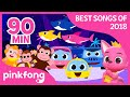 Baby Shark And More Best Songs Of 2018 Compilation Pinkfong Songs For Children mp3