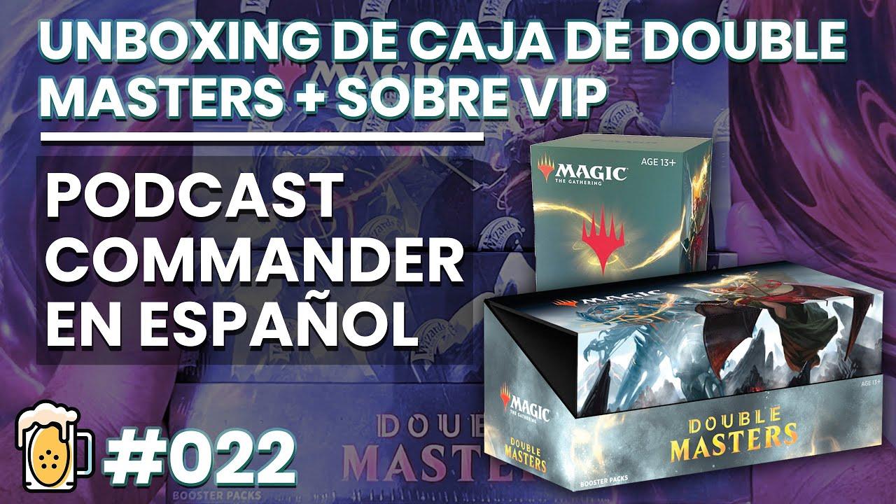 2 doble maestros edición Vip Magic The Gathering MTG Sellada Caja del aumentador de presión