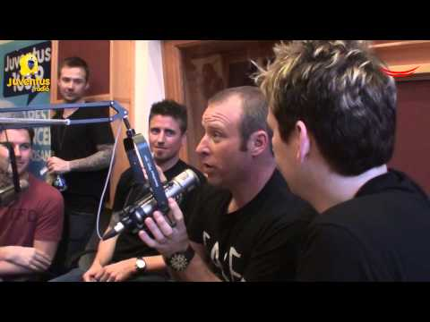 A Helló, Budapest! vendége / Radio Juventus from Budapest, Hungary interviews Nickelback.
