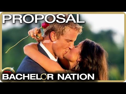 Sean Lowe's Proposal Of A Lifetime! | The Bachelor US