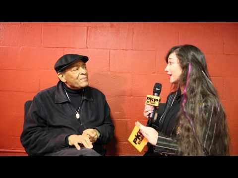 AL JARREAU Interview w/PAVLINA 2015 Tour in Orlando talks JAZZ