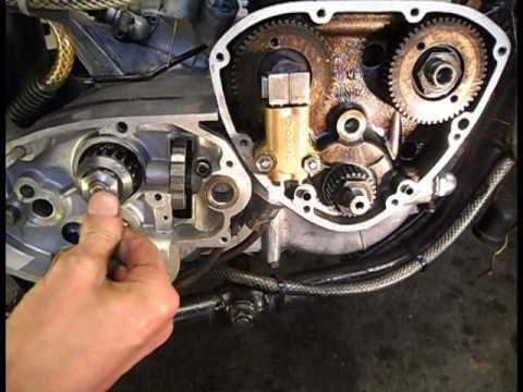Triumph T120 Engine Rebuild Part 18