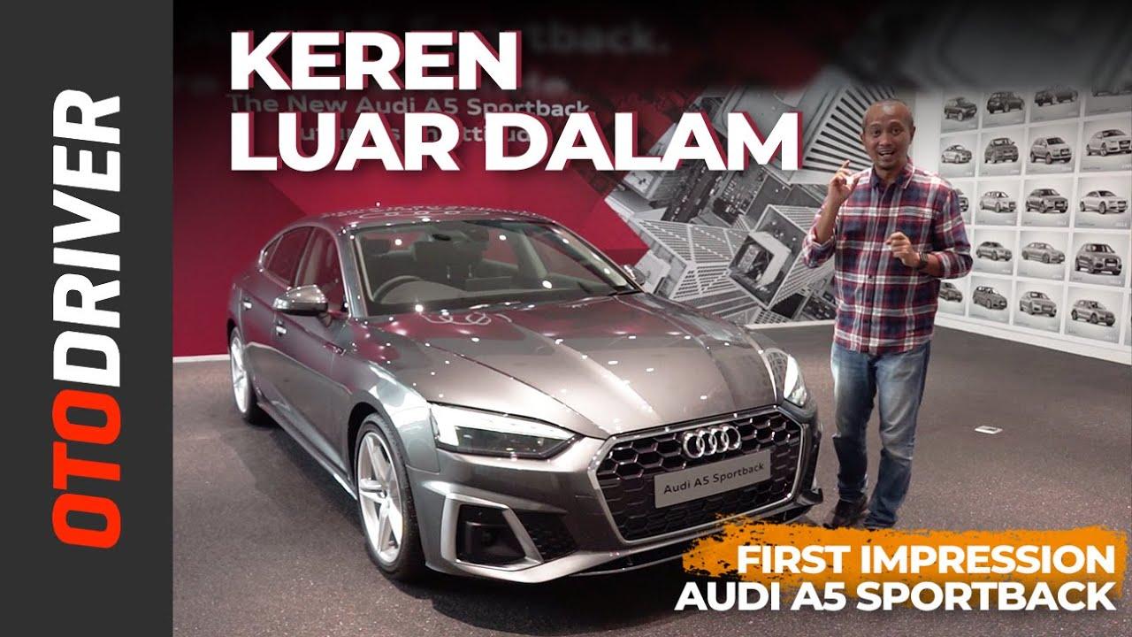 Audi A5 Sportback 2021 | First Impression | OtoDriver
