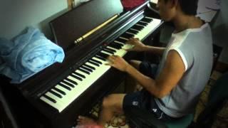 Em đã sai vì em tin - piano cover