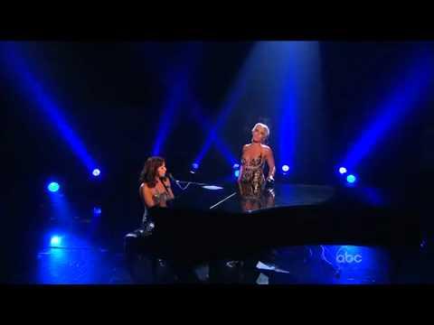 Sarah McLachlan & P!NK - 'Angel' [American Music Awards 2008]