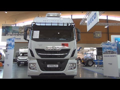 Iveco Stralis 480 AS440S48 T/P Driver Edition Tractor Truck (2018) Exterior and Interior