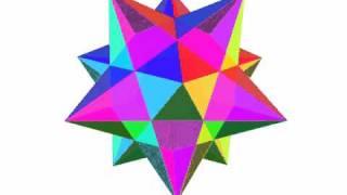 正十二面体の星型化(1)