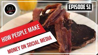 How people make money on Social Media!  // John Bartolo Show