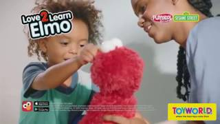 Toyworld AU - Fun 2 Learn Elmo