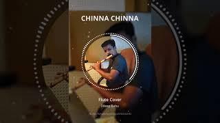 Chinna Chinna Vanna Kuyil (Flute Cover) - WhatsApp Status Videos HD