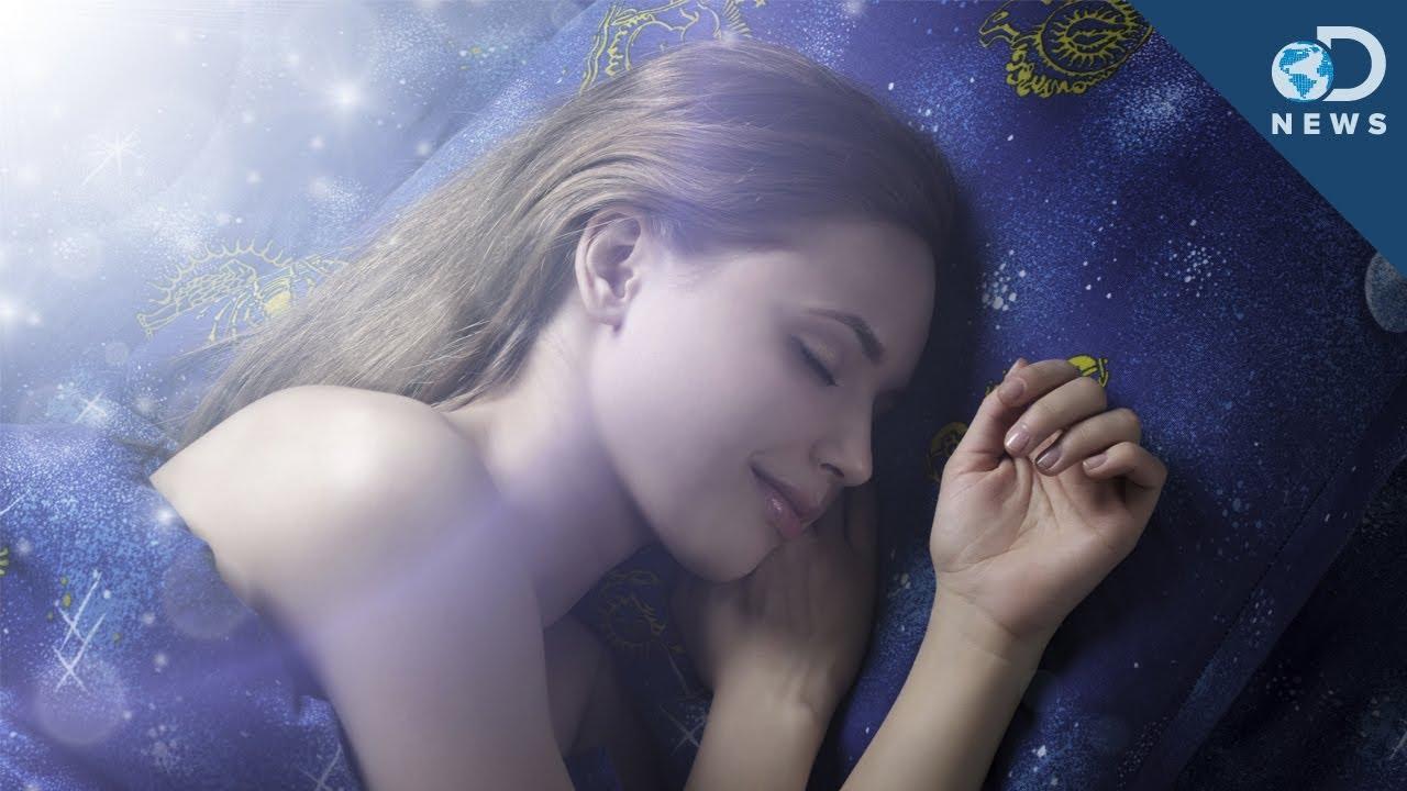 Dream Dream Blind, why dream Blind in a dream to see 40