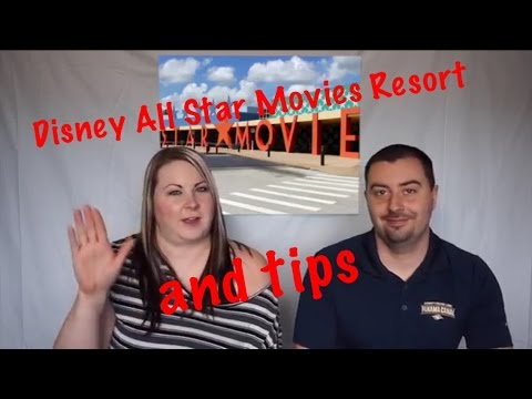 Disney All Star Movies Resort Review with tips to help you out