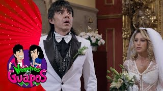 Nosotros los guapos: ¡Vítor a punto de casarse con 'La Viuda Negra'! | C24 - T4 | Distrito Comedia