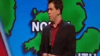 Michael McIntyre - North/South Divide - Mock the Week
