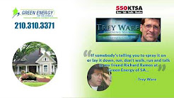 Radio Personality Trey Ware Talks About How Green Energy Radiant Barriers Can Save Money