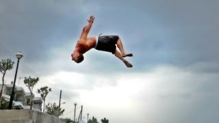 DFT Crazy days - Freerunning & Parkour 2013