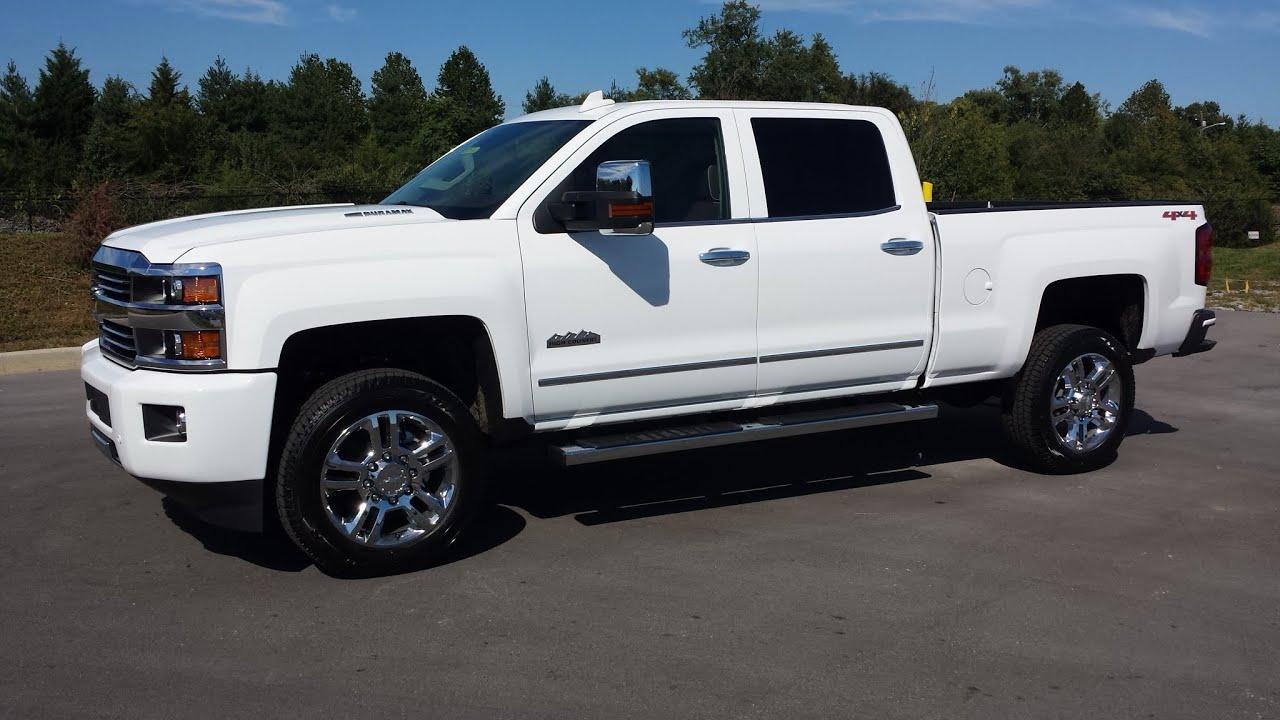 Gmc High Country Duramax >> Sold 2015 Chevrolet High Country 2500 Hd Crew Cab Duramax Plus