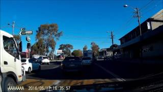 Dash Cam Owners Australia May 2016 On the Road Compilation