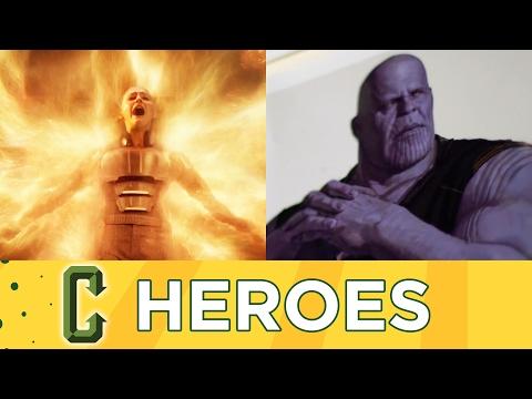 Is Dark Phoenix Saga Next For X-Men? Avengers: Infinity War Behind The Scenes - Collider Heroes