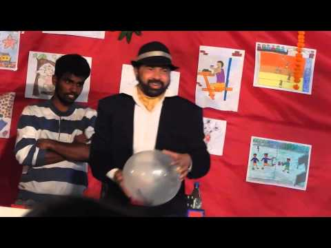 MAGIC SHOW GHATKOPAR MUMBAI INDIA PART-1