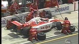 2001 IRL Indianapolis 500