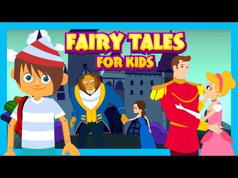 Fairy Tales For Kids - English Animated Stories || Fairy Tales And Bedtime Stories For Children