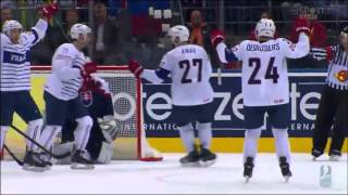 IIHF 2014 Slovakia-France 3-5   12.05.2014