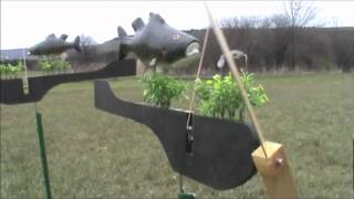 Swimming Bass Whirligig.wmv