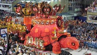 Rio Carnival 2019 - Rio de Janeiro, Brazil