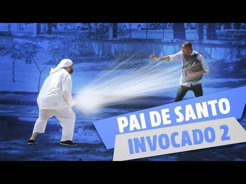PEGADINHA - PAI DE SANTO INVOCADOOOOOO 2 #DESAFIO 118