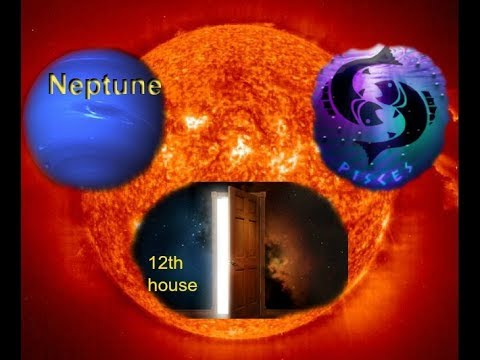 Neptune In 12th House