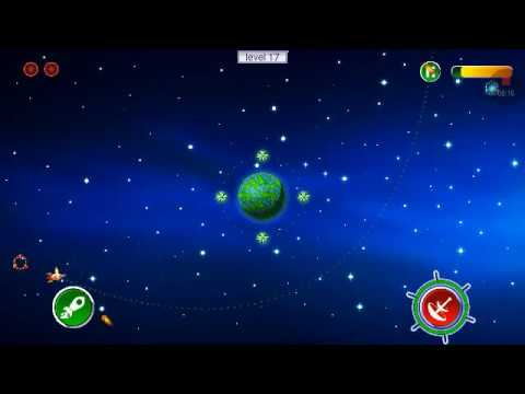 Gravity Ride mobile game gameplay video