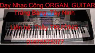 Nửa Vầng Trăng - Quang Lê - Đào Tạo Nhạc Công Organ- Guitar Tây Ninh 01675575377