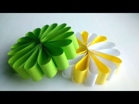 How To Make Paper Decorations - DIY Crafts Tutorial - Guidecentral