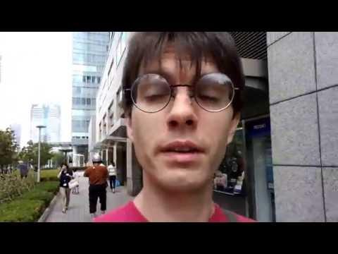 Take a Tour (Kinda) with Vincent: Toyosu, Koto-ku, Tokyo