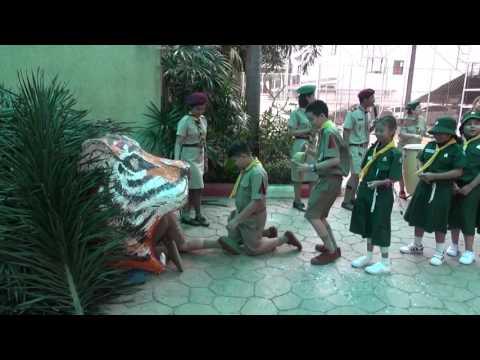 กิจกรรมเข้าค่ายลูกเสือ–เนตรนารี ระดับชั้นประถมศึกษาปีที่ 4-5 ปีการศึกษา2559