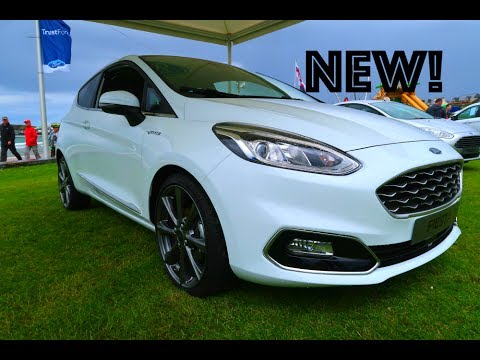 all new 2017 ford fiesta vignale youtube. Black Bedroom Furniture Sets. Home Design Ideas