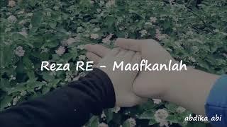 Gambar cover MAAFKANLAH-REZ RE