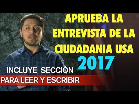 2017. LAS 100 PREGUNTAS Cívicas DE LA CIUDADANIA USA. En inglés y Español. APRUEBE!
