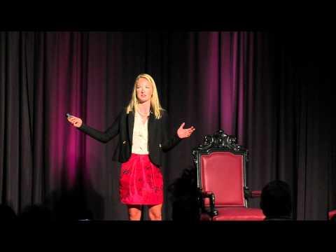 Startups aren't just for California: Elizabeth Edwards at TEDxXavierUniversity