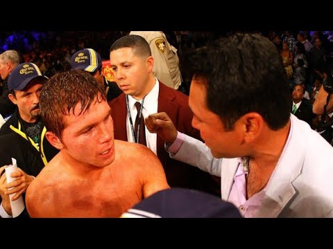 """CANELO """"UPSET"""" WITH GBP BLAMES THEM ON IBF STRIPPING HIM"""