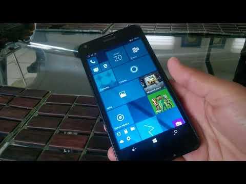 Windows 10 Mobile En 2018