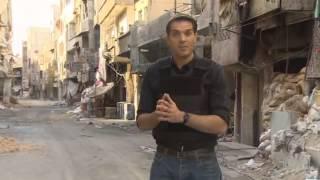 Inside the battle for Damascus