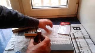 Заточка ножей рубанка Makita 1911 B(Ножи из быстрорежущей стали, входящие в комплект поставки рубанка Makita 1911 B быстро затупились. http://www.bruy.info/blogs..., 2014-03-06T13:16:17.000Z)