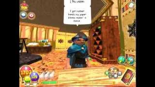 Wizard101 You spin my head right round music video
