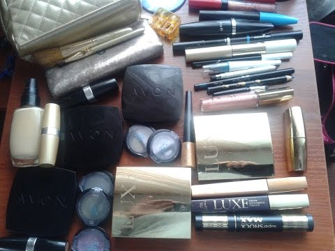 Моя косметика эйвон видео каталог эйвон дополнительный