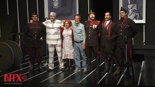"""Juntos los Bichir en """"El último preso o la policía"""""""