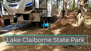 Best RV Destination iฑ Louisiana!! | Lake Claiborne State Park | Louisiana State Parks